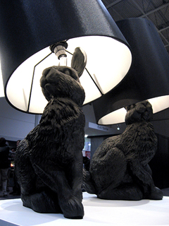 rabbit lamps