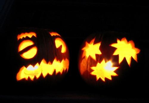 Makoas Jack o lanterns