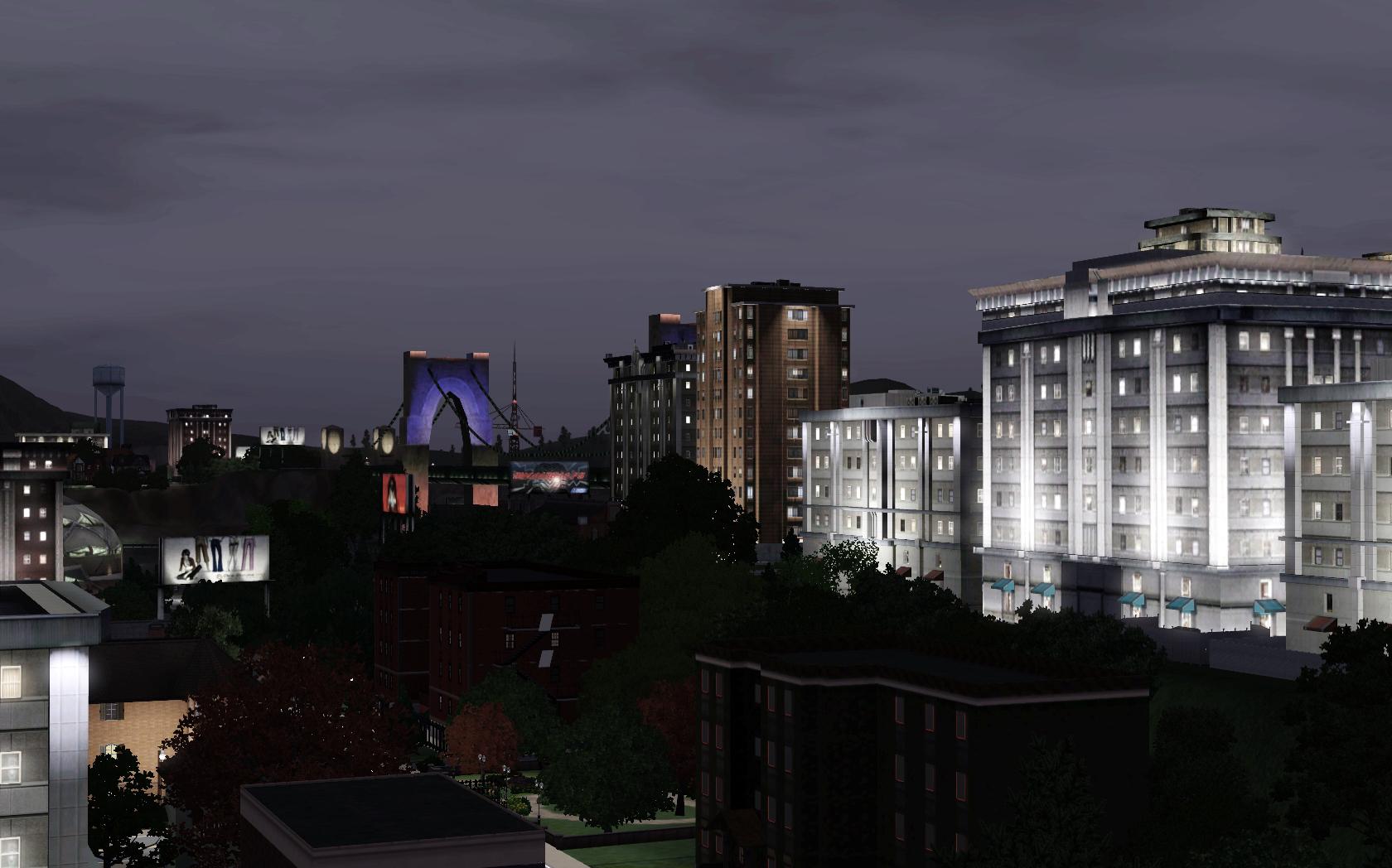 Sims Apartments
