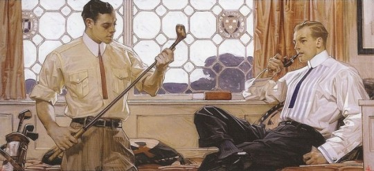 J.C. Leyendecker Artwork